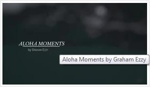 aloha moments