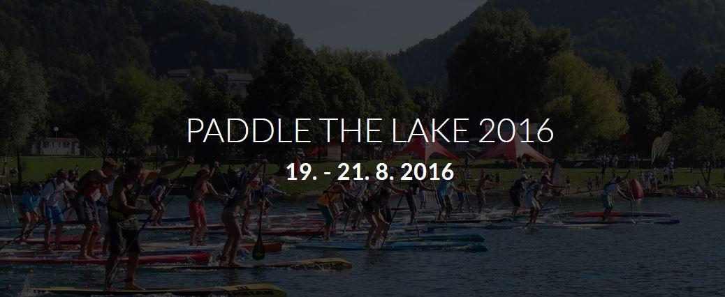 paddle lake 2016